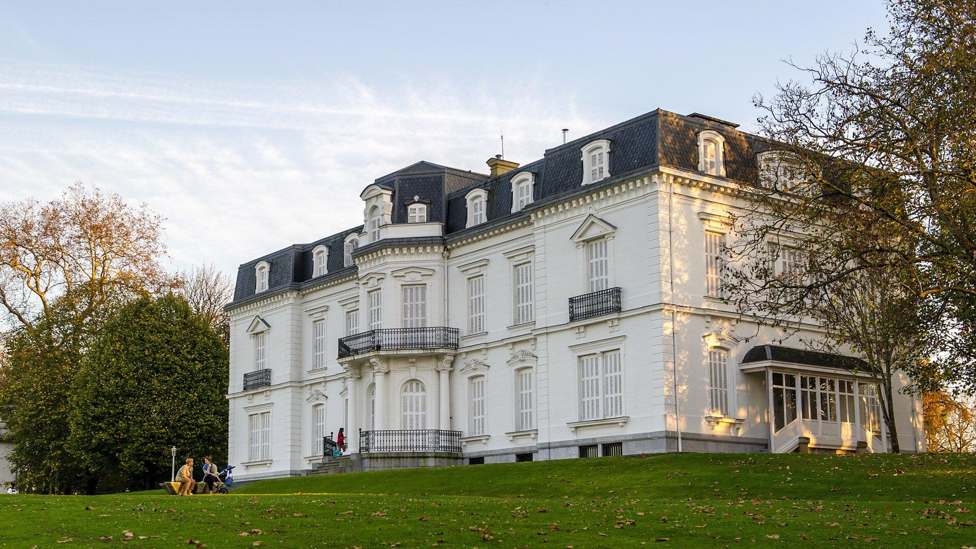 Le palais d'Aiete