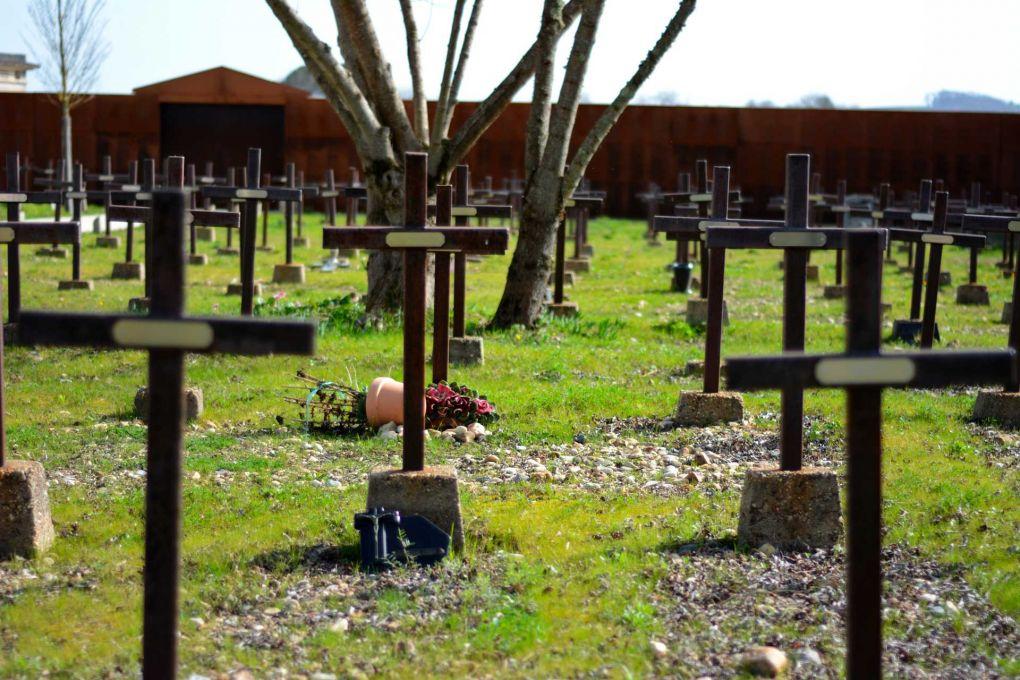 Le «cimetière des oubliés» de Cadillac