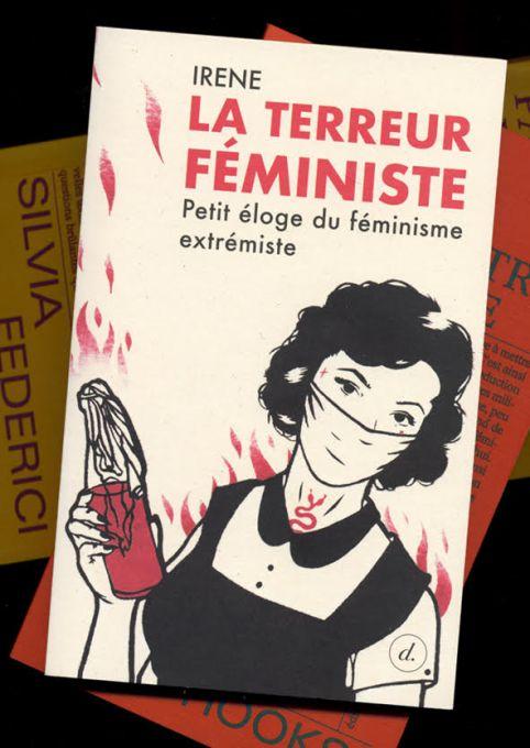 La couverture de l'essai La Terreur Féministe